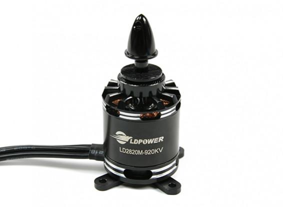 LDPower Brushless Outrunner 35x40mm (2820-920KV)