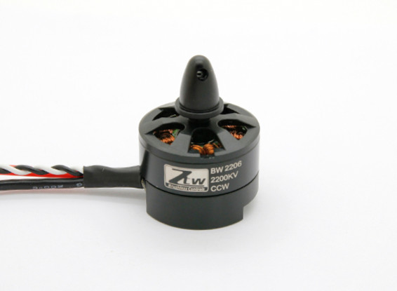 Black Widow 2206 2200KV With Built-In ESC CCW