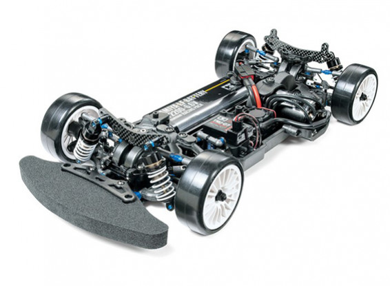 Tamiya 1/10 Scale TB-04R On-Road Racing Chassis Kit 84412