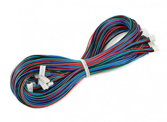 Print-Rite DIY 3D Printer - Wire Harness