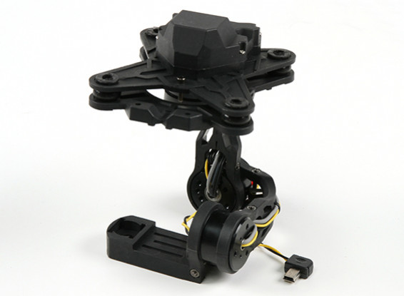 HMG MA3D 3 Axis Brushless Gimbal for Mobius Camera
