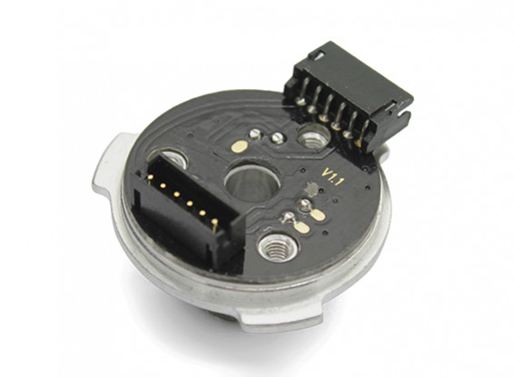 TrackStar V2 Motor Replacement Sensor with Bearing Set (3.5T-8.5T)