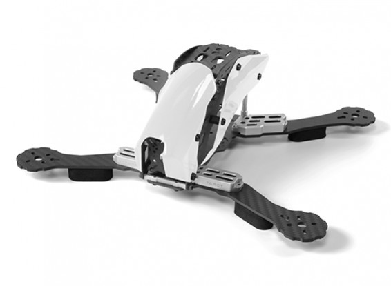 Tarot TL280C Space Through Machine FPV Full Carbon Fiber (White ...
