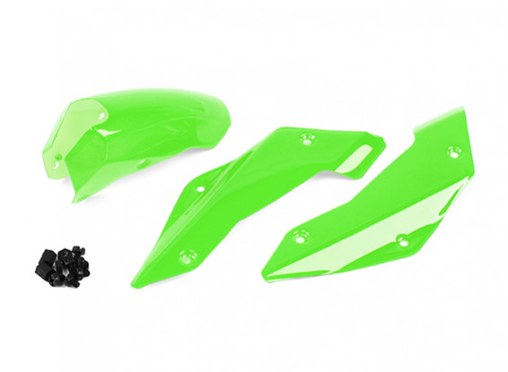 Tarot TL250/TL280 Time and Space through the Nose Cover (Green)