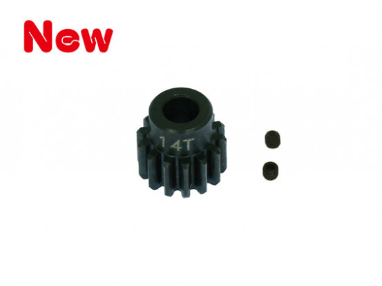 Gaui 425 & 550 Steel Pinion Gear Pack(14T for 5.0mm shaft)