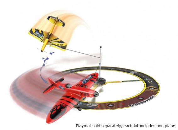 Flyline Room Raiders - Crimson Fury Spitfire
