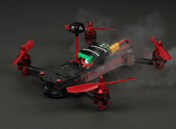 Multistar Vortex 285 Special Edition Racing Drone (P&P)