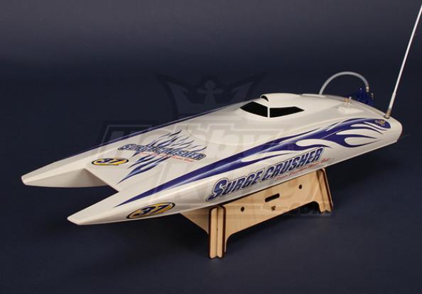 Super Surge Crusher 90A Twin-Hull R/C Boat (730mm) Plug-n-Drive