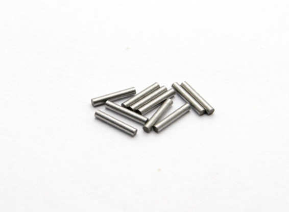 Wheel Shaft Pin (10pcs) - Basher RockSta 1/24 4WS Mini Rock Crawler
