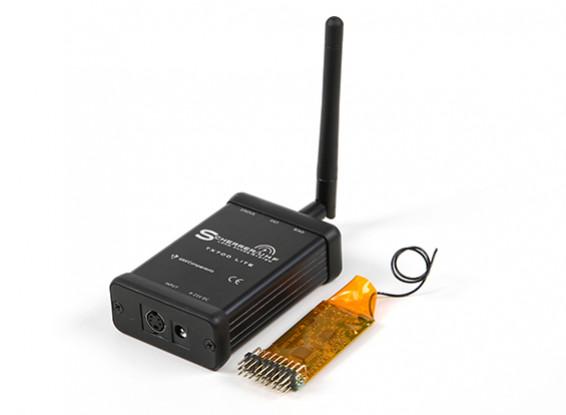 Scherrer Tx700 Lite UHF Long Range Transmitter and Rx700NR Receiver