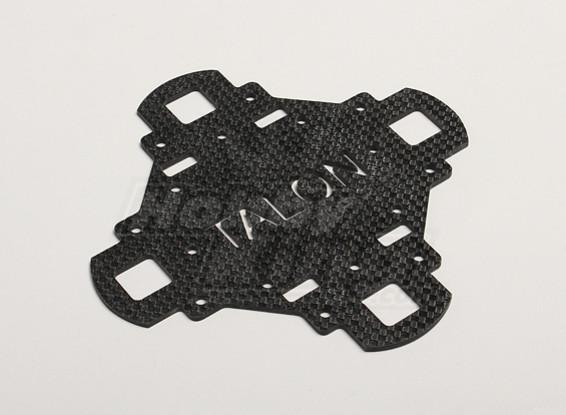 Turnigy Talon Carbon Fiber Main Frame Upper Plate (1pc/bag)