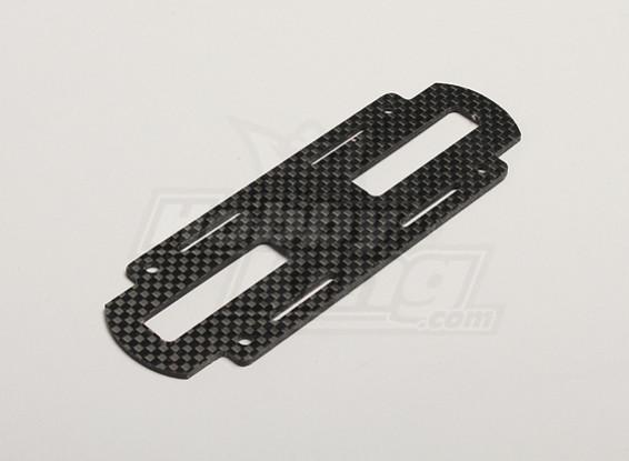 Turnigy Talon Carbon Fiber Main Frame Lower Plate (1pc/bag)