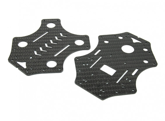 Jumper 260 Plus Upper and Lower Plate Frames