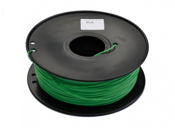PLA Dark Green 1kg 1.75mm HobbyKing