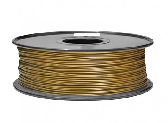 PLA Yellow 1kg 1.75mm HobbyKing