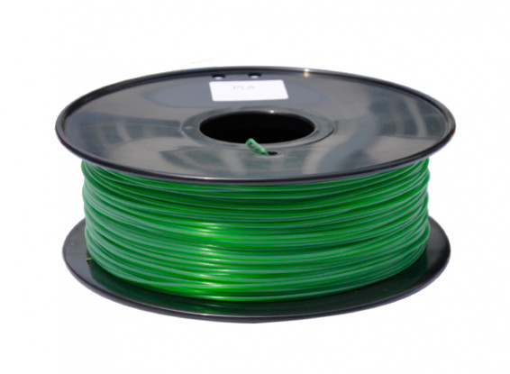 PLA Green 1kg 1.75mm HobbyKing