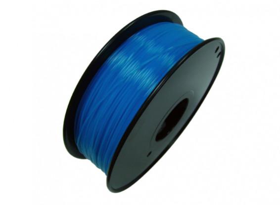 PLA Fluorescent Blue 1kg 1.75mm HobbyKing