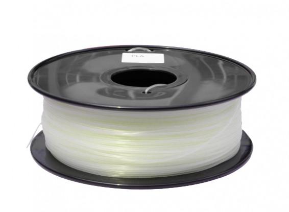 PLA Luminescent Green 1kg 1.75mm HobbyKing