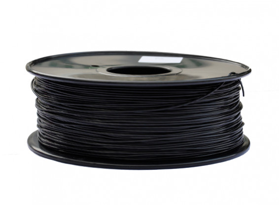 PETG Black 1.0kg 1.75mm HobbyKing