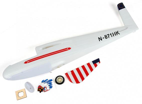 HobbyKing Hall Cherokee Glider 1700mm - Fuselage Set