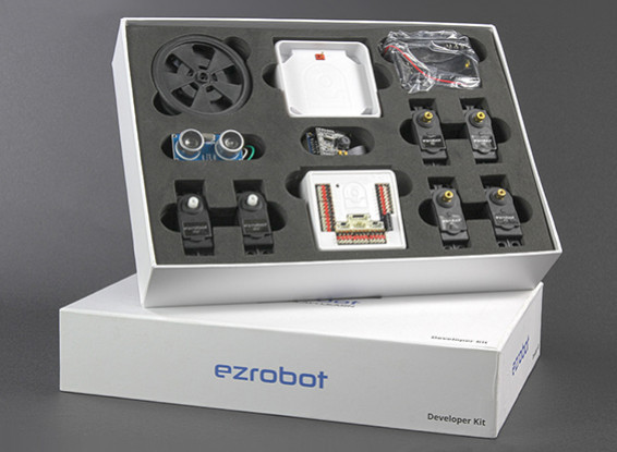 Ezrobot EZ-B V4 Robot Developer Kit