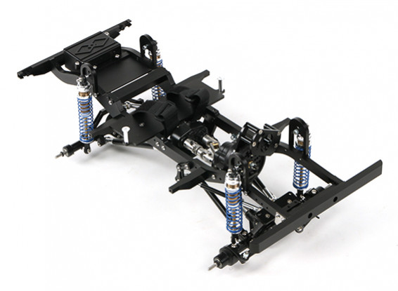 Rockstarter Scale Crawler Chassis Kit - 1/10