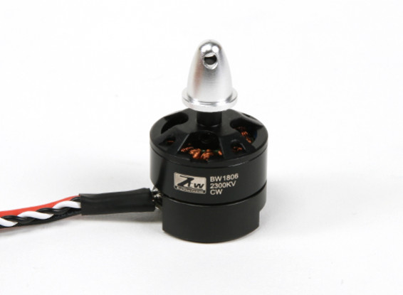 Black Widow 1806-2300KV w/18A ESC (CW)