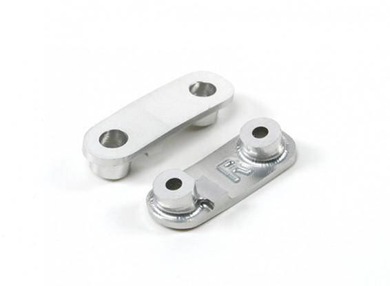 Durafly® ™ Tundra CNC Metal Undercarriage Straps Set (2 pcs)