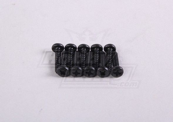 3*14 BH Screw 10pc - A2016T and A2032