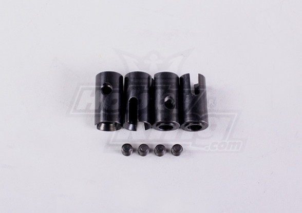 Univ. Joint C W/Grub Screw (4Pc/Bag) - A2016T