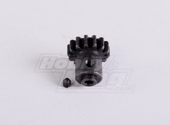 Motor Pinion 14T and Grub Screw (1Pc/Bag) - A2016T