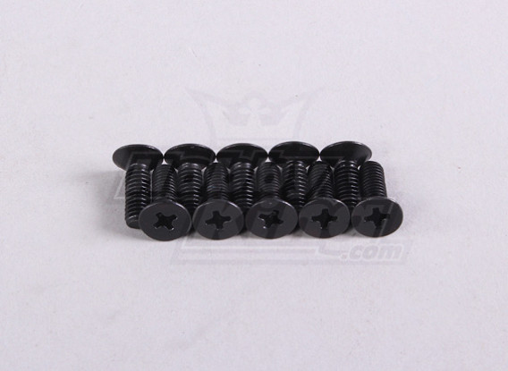 4*12 FH screw (10pcs) - A2016T and A3015