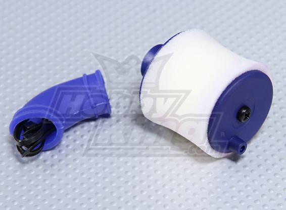 1:8 Foam Air Filter Large (Blue)