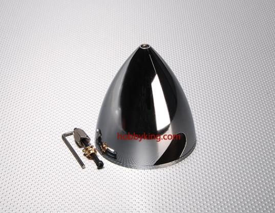 "Aluminium Prop Spinner 102mm / 4.0"" Diameter"