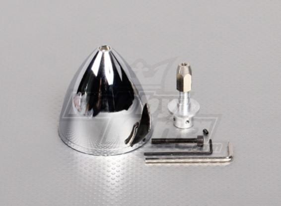 Alloy Spinner 64mm/4mm Shaft