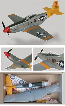"""P-51D Mustang """"Marie"""" ARF"""