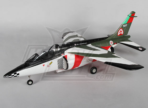 Alpha Jet EDF 64mm 4s w/Bomb Drop EPO 745mm (PNF)