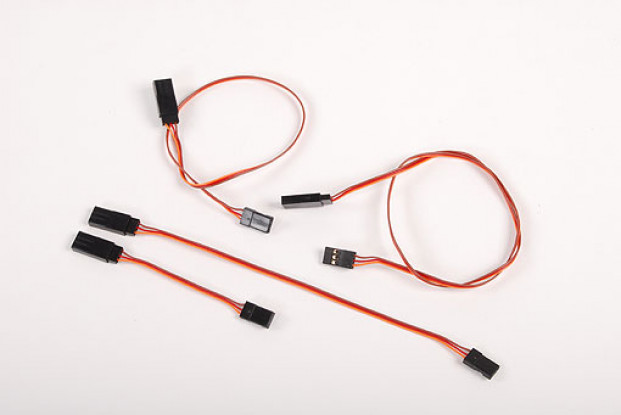 30CM Servo Lead (Futaba) 32AWG Ultra Light