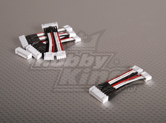 6S -> 2 x 3S Splitter JST-XH (5pcs/bag)