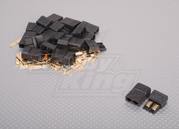 Traxxas Compatible Plug Male & Female (10pairs/set)