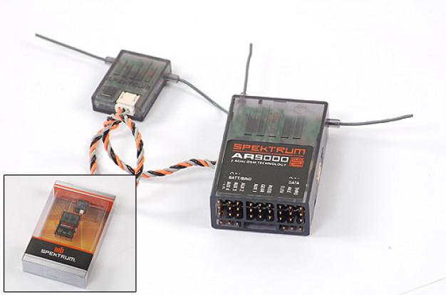 Spektrum DSM2 AR9000 9-Channel Rx