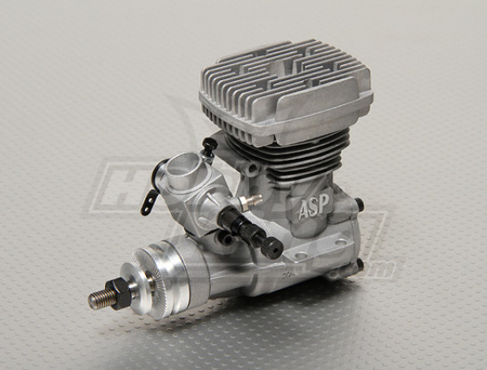 S46H Two Stroke Glow Engine for 50 size Helicopter