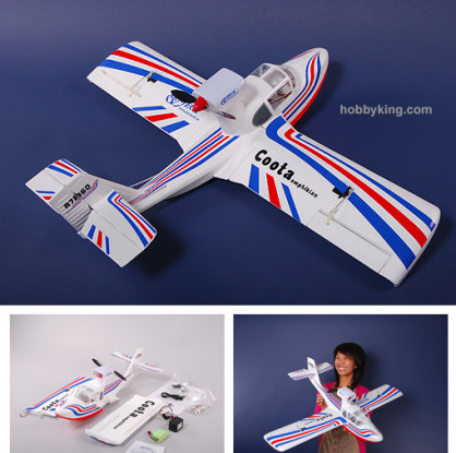 Coota Sea Plane RTF (Brushless system)