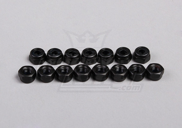 Hex Nuts M4 (15pcs/bag) - 1/5 4WD Big Monster