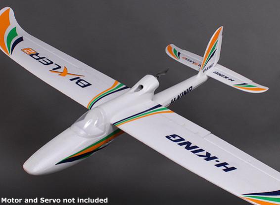 HobbyKing® Bixler® 2 EPO 1500mm w/Optional Flaps (KIT)