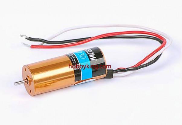 BA BL1230 4200kv Brushless Inrunner Motor