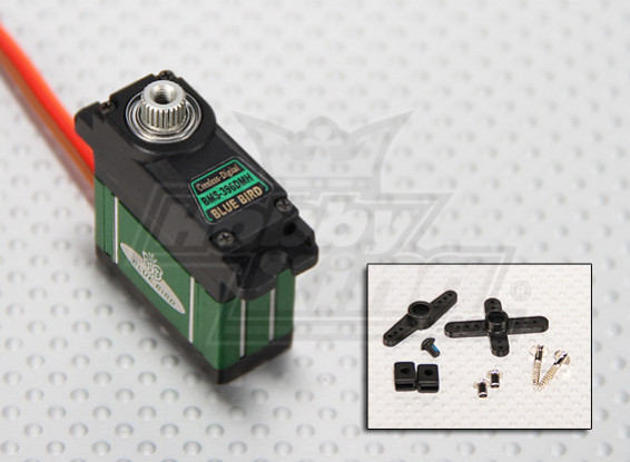 BMS-396DMH High Performance MG Digital Mini Servo 2.5 kg / 0.16sec / 22.5g