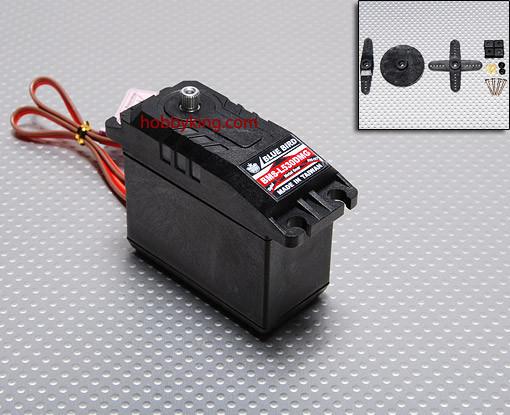BMS-L530DMG Digital Servo (MG) 19.8kg / .15sec / 140.5g
