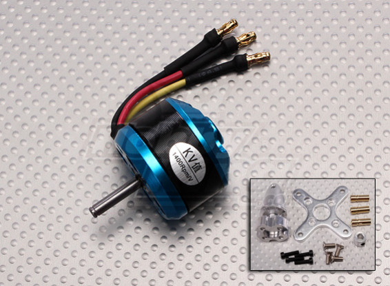 C3530-1400kv Brushless Outrunner Motor