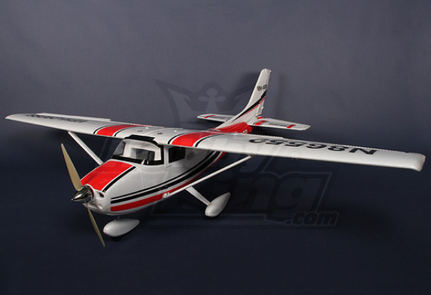 Giant 182 Light Aircraft R/C Plane EPO 73in (1.8m) Plug-n-Fly